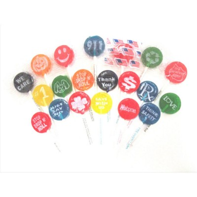 Picture of SMALL LOGO LOLLIPOP