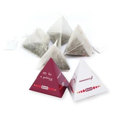 Picture of SINGLE PYRAMID TEA BAG