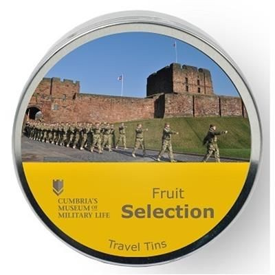 Picture of SILVER TRAVEL SWEETS TIN
