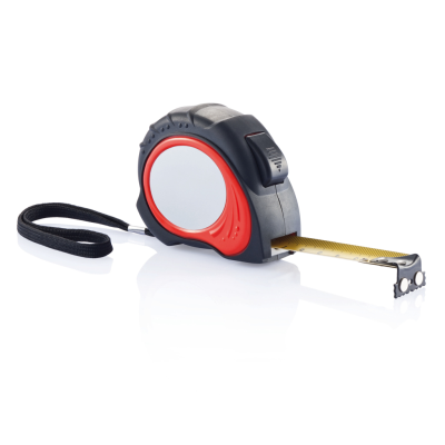 Picture of TOOL PRO MEASURING TAPE - 8M & 25MM in Red