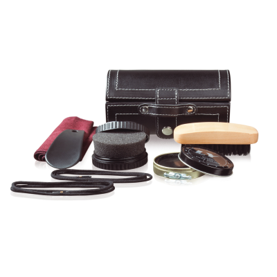 Picture of ESSENTIAL SHOE MAINTENANCE SET in Black