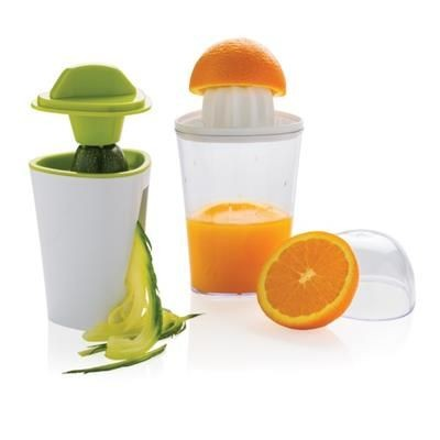 Picture of 2-IN-1 SPIRAL SLICER AND JUICER