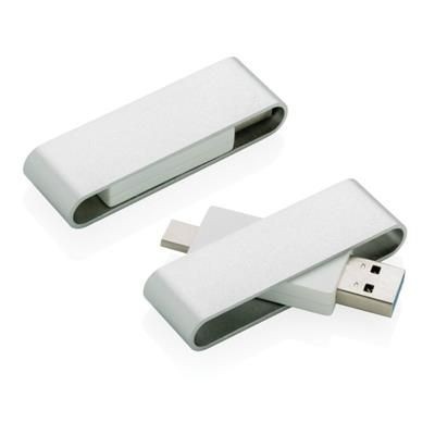 Picture of PIVOT USB with Type C in Grey