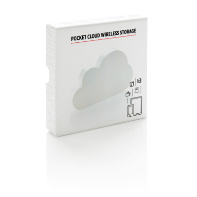Picture of POCKET CLOUD CORDLESS STORAGE in White