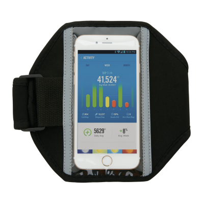 Picture of UNIVERSAL SPORTS ARM BAND in Black