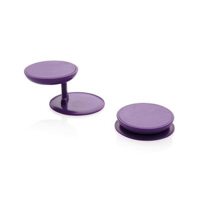 Picture of STICK N HOLD PHONE STAND in Purple