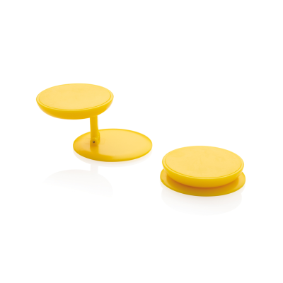 Picture of STICK N HOLD PHONE STAND in Yellow