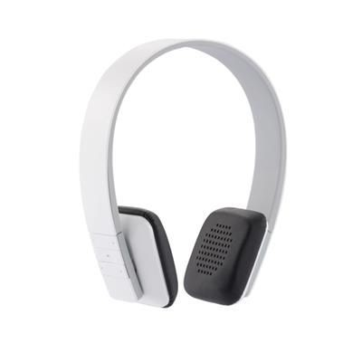Picture of STEREO CORDLESS HEADPHONES in White