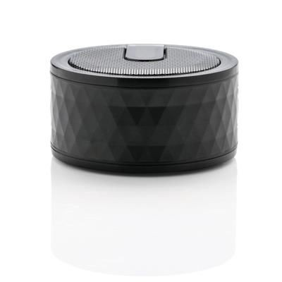 Picture of GEOMETRIC CORDLESS SPEAKER in Black