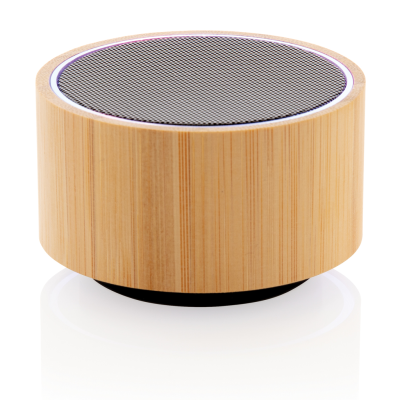 Picture of BAMBOO CORDLESS SPEAKER in Black