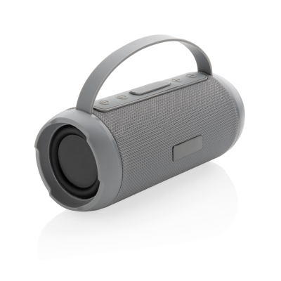 Picture of SOUNDBOOM WATERPROOF 6W CORDLESS SPEAKER in Grey