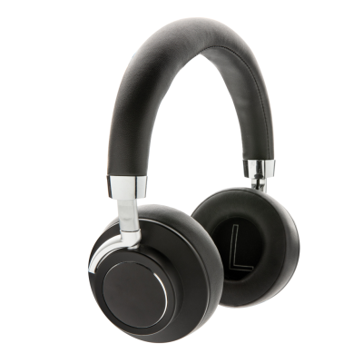 Picture of ARIA CORDLESS COMFORT HEADPHONES in Black