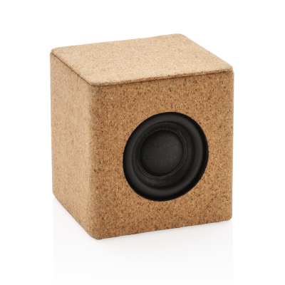 Picture of CORK 3W CORDLESS SPEAKER in Brown