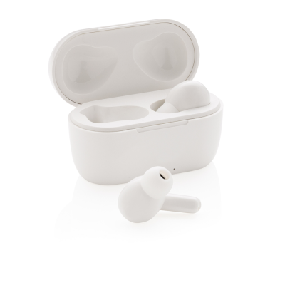 Picture of LIBERTY 2,0 TWS EARBUDS in Charger Case in White