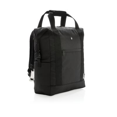 Picture of SWISS PEAK XXL COOLER TOTEPACK PVC FREE in Black