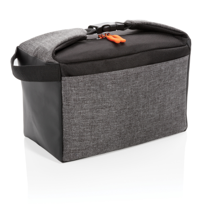 Picture of TWO TONE COOL BAG in Grey