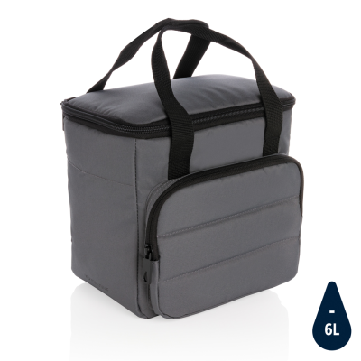 Picture of IMPACT AWARE™ RPET COOL BAG in Anthracite Grey