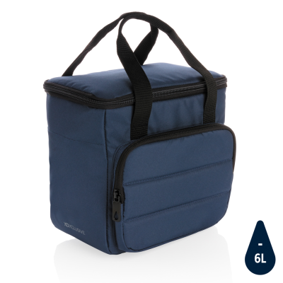 Picture of IMPACT AWARE™ RPET COOL BAG in Navy