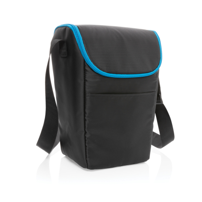 Picture of EXPLORER PORTABLE OUTDOOR COOL BAG in Black