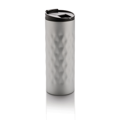 Picture of GEOMETRIC TUMBLER in Silver