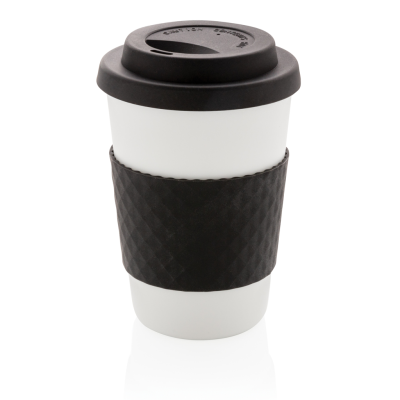 Picture of REUSABLE COFFEE CUP 270ML in Black