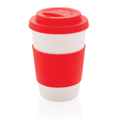 Picture of REUSABLE COFFEE CUP 270ML in Red