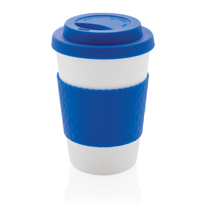Picture of REUSABLE COFFEE CUP 270ML in Blue