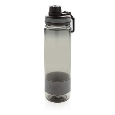 Picture of SWISS PEAK TRITAN BOTTLE in Grey