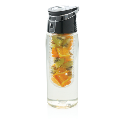 Picture of LOCKABLE INFUSER BOTTLE in Clear Transparent