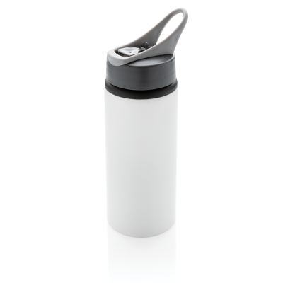 Picture of ALUMINIUM METAL SPORTS BOTTLE in White