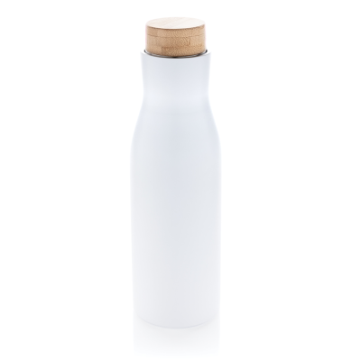 Picture of CLIMA LEAKPROOF VACUUM BOTTLE with Steel Lid in White
