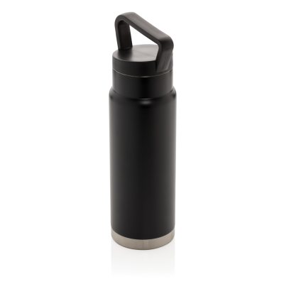 Picture of LEAKPROOF VACUUM ON-THE-GO BOTTLE with Handle in Black