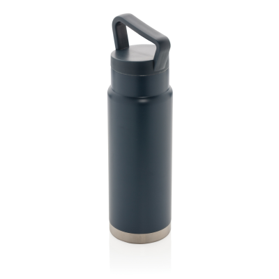 Picture of LEAKPROOF VACUUM ON-THE-GO BOTTLE with Handle in Blue