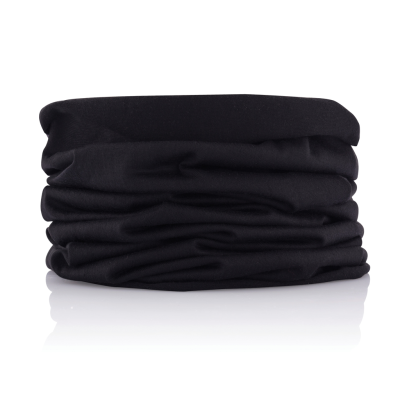 Picture of MULTIFUNCTION SCARF in Black