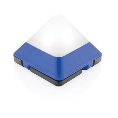 Picture of TRIANGULAR MINI LANTERN in Blue