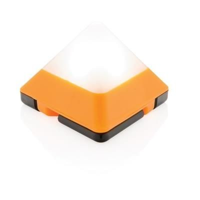 Picture of TRIANGULAR MINI LANTERN in Orange