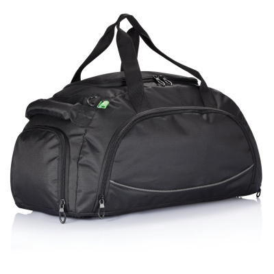 Picture of FLORIDA SPORTS BAG PVC FREE in Black
