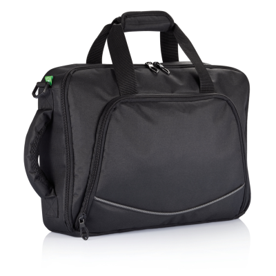 Picture of FLORIDA LAPTOP BAG PVC FREE in Black