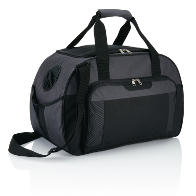 Picture of SUPREME WEEKEND BAG PVC FREE in Anthracite Grey