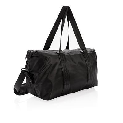 Picture of AUSTIN YOGA & GYM DUFFLE PVC FREE in Black