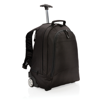 Picture of BUSINESS BACKPACK RUCKSACK TROLLEY in Black