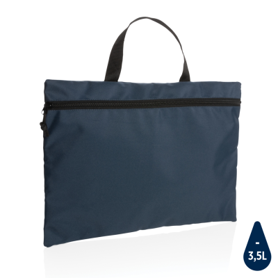 Picture of IMPACT AWARE™ LIGHTWEIGHT DOCUMENT BAG in Navy