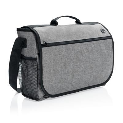 Picture of FASHION MESSENGER BAG in Pale Grey