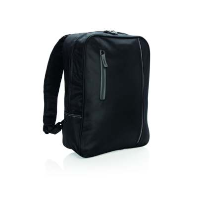 Picture of THE CITY BACKPACK RUCKSACK in Black