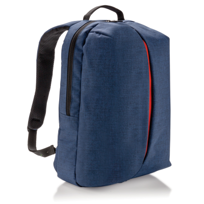 Picture of SMART OFFICE & SPORTS BACKPACK RUCKSACK in Blue