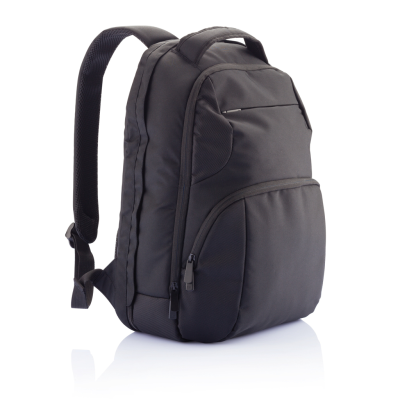 Picture of UNIVERSAL LAPTOP BACKPACK RUCKSACK in Black