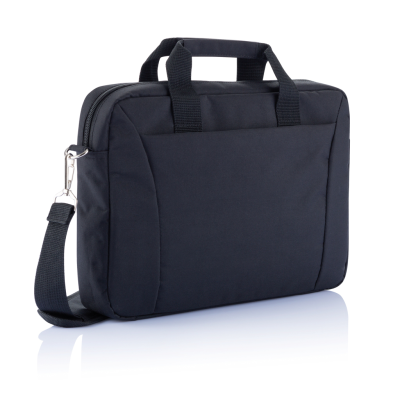 Picture of 15,4 INCH EXHIBITION LAPTOP BAG PVC FREE in Black
