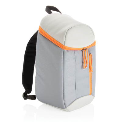 Picture of HIKING COOLER BACKPACK RUCKSACK 10L in Grey