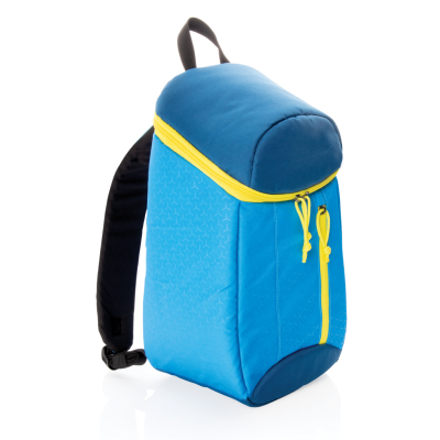 Picture of HIKING COOLER BACKPACK RUCKSACK 10L in Blue