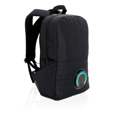 Picture of PARTY SPEAKER BACKPACK RUCKSACK in Black